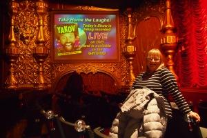 Inside Yakov Smirnoff's theatre