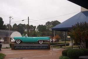 Elvis's cars - oh those cars!