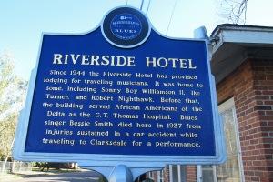 Clarksdale Mississippi