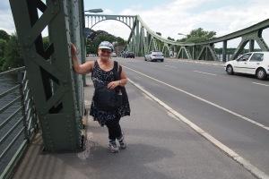 The 'Spy' Bridge Potsdam Germany