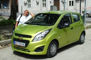 The little green machine