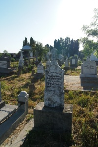 Some of the Russian graves in Bela Crkva