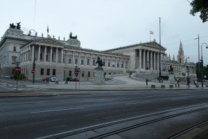 Parliament House Vienna