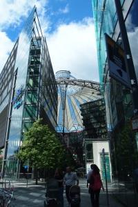 Sony building.