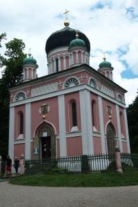 Alexander Nevski Russian Orhodox church Potsdam