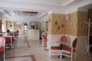 Kawiarnia decor.