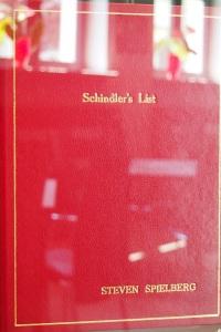 A copy of the script