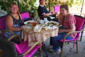 Last lunch in Krakow