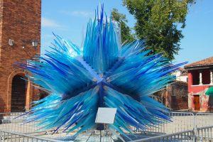 Murano blue