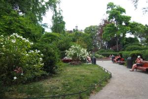 Part of the Royal Gardens
