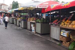 Markets on Cara Dusan