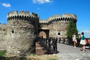 Zindan Gate 1450, Belgrade fortress