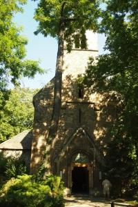Medieval Premonstratensian chapel of St Michael Margit Island