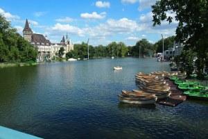 City Park rowing lake