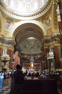 Inside St Stephens