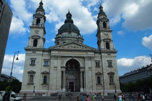 St Stephens Budapest