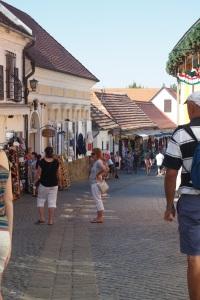 A street Szentendre