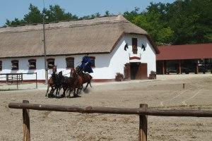 Horsemen at the Puszta