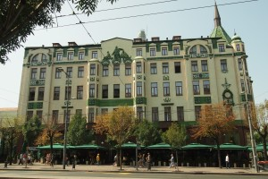 The Moscow Hotel Belgrade