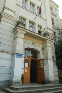School of Medicine building