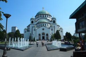 St Sava Cathedral, just stunning!