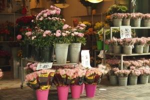 Florist on Stroget