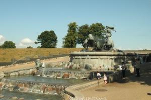 Grefion Fountain