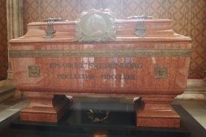 Emanuel Swedenborg tomb
