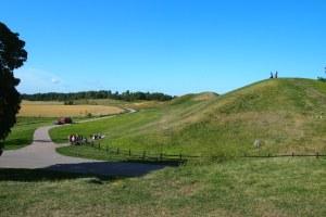 Royal mounds at Gamla Uppsala