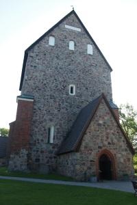 Gamla Uppsala church