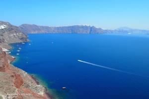 The pristine caldera