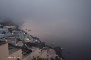 Sunrise mists