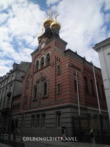 The Russian Church of Alexander Nevsky
