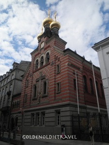 The Russian Church of Alexander Nevsky