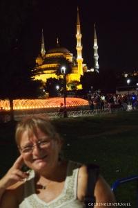 My last night in Istanbul